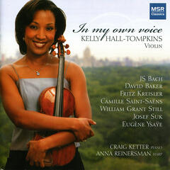 In My Own Voice: Music for Violin
