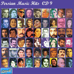 Persian Music Hits CD 9