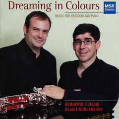 Dreaming In Colours - New Music for Bassoon and Piano
