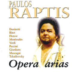 Operatic arias for tenor
