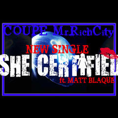 She Certified - Single