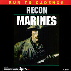 Run To Cadence With Recon Marines