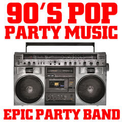 90's Pop Party Music