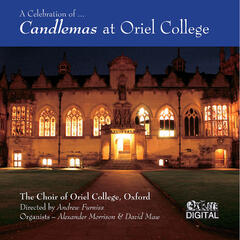 A Celebration of Candlemas At Oriel College