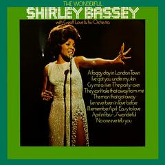 The Wonderful Shirley Bassey With Geoff Love and His Orchestra