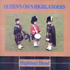 The Bands of the 1st Battalion, Queen's Own Highlanders