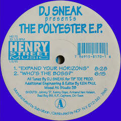 DJ Sneak presents The Polyester EP