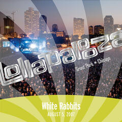 Live at Lollapalooza 2007: White Rabbits