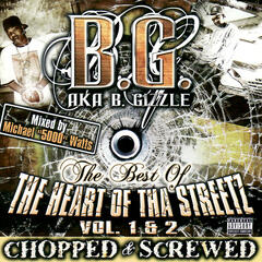 The Best Of Tha Heart Of Tha Streetz Vol. 1&2 (Chopped & Screwed)