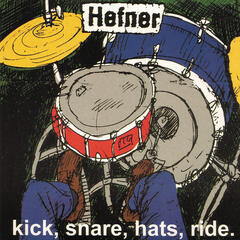 Kick Snare Hats Ride