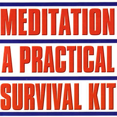 Meditation, A Practical Survival Kit
