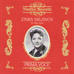 Zinka Milanov: In Recital