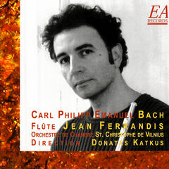 CPE Bach: Works for Flute