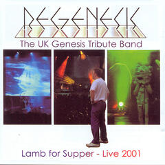 Lamb For Supper - Live 2001