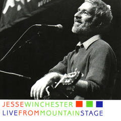 Jesse Winchester: Live From Mountain Stage