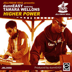 Higher Power (feat. Tamara Wellons)