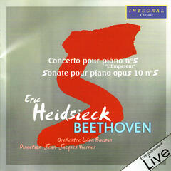 Beethoven: Concerto No. 5, Sonate No. 5
