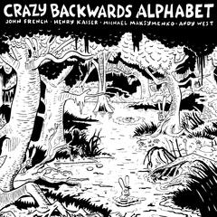 Crazy Backwards Alphabet