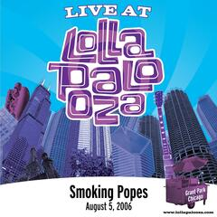 Live at Lollapalooza 2006: Smoking Popes