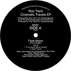 Cinematic Travels - EP