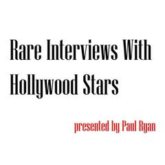Rare Interviews With Hollywood Stars- Regis Philbin