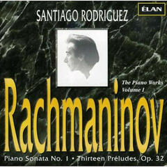 Complete Piano Works of Rachmaninov, Vol. 1