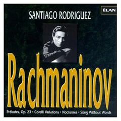 Complete Piano Works of Rachmaninov, Vol. 3