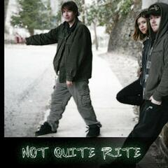 Not Quite Rite EP