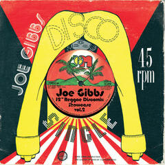 "Joe Gibbs 12"" Reggae Discomix Showcase Vol. 2"