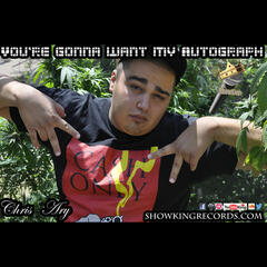 You're Gonna Want My Autograph - Single