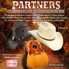 Partners: T.G. Sheppard Duets with the Legends of Country Music - Volume II