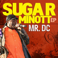 Sugar Minott EP Mr. DC