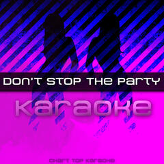 Don't Stop the Party - Single