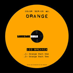 Color Series No. 2: Orange - Single