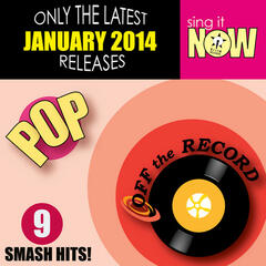 Jan 2014 Pop Smash Hits