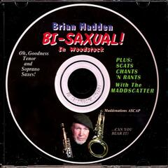 Bi-Saxual In Woodstock