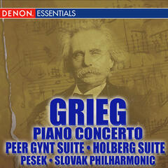 Grieg Piano Concerto - Peer Gynt - Holberg Suite