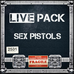Live Pack - Sex Pistols - EP