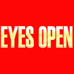Eyes Open - Single