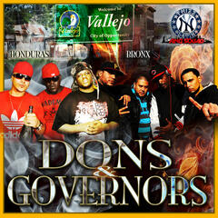 Dons & Governors (feat. PK, Sagamore, Pete Powerz, King Squad, Kao S)