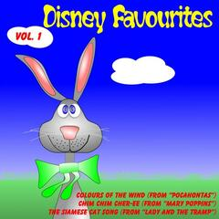 Disney Favourites, Vol. 1