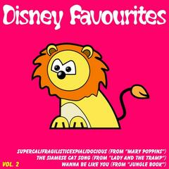 Disney Favourites, Vol. 2