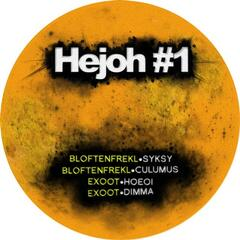 Hejoh #1 - EP