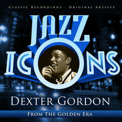 Dexter Gordon - Jazz Icons from the Golden Era
