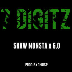 7 Digitz (feat. G.O) - Single