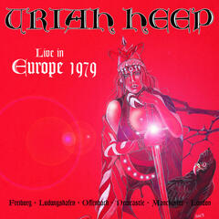 Live In Europe 1979