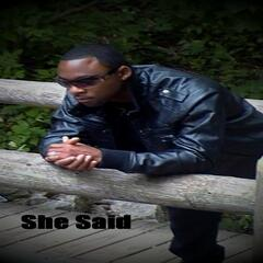 She Said - Single