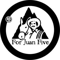 For Juan Five Ep