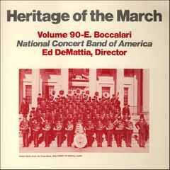 Heritage of the March, Vol. 90: The Music of Boccalari