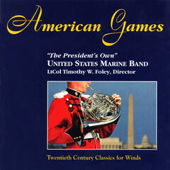 President's Own United States Marine Band: American Games